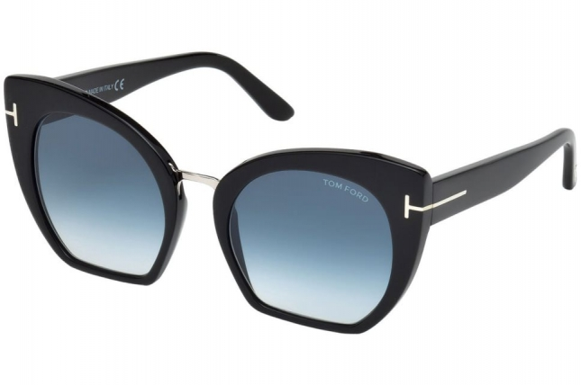 Tom Ford Samantha FT0553 01W 55 - 1