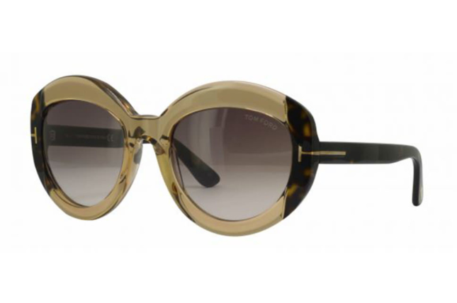 Tom Ford Bianca-02 TF 581 47F - 1