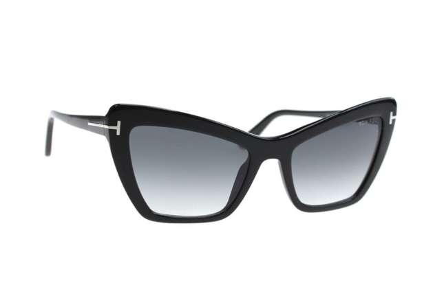 Tom Ford Valesca-02 TF 555 01B - 1