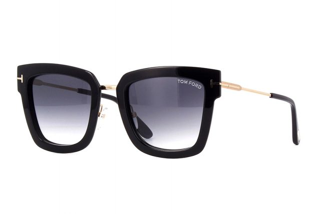 Tom Ford TF 573 01B - Sunčane naočale - Optika Šimić Prskalo