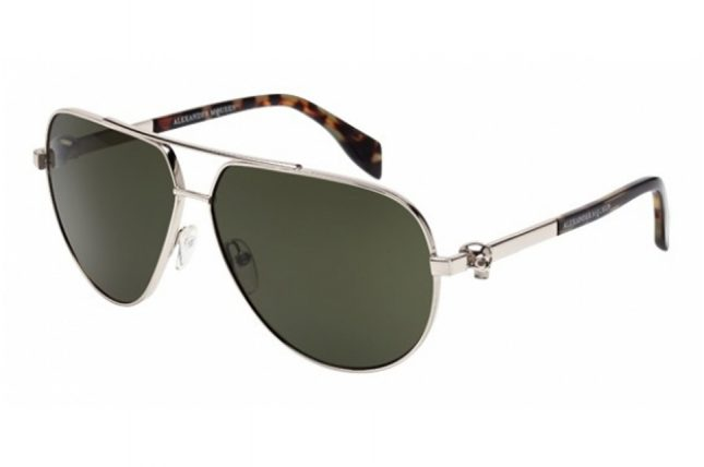 Alexander McQueen AM0018S 003 - Sunčane naočale - Optika Šimić Prskalo